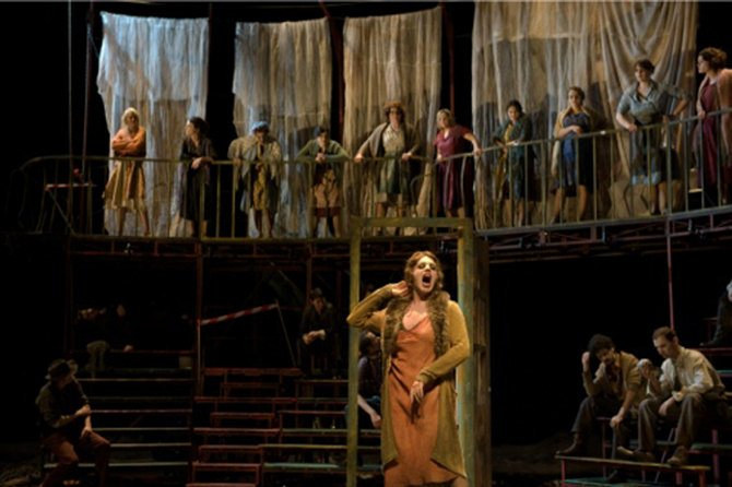 CACHAFAZ - Critique sortie Classique / Opéra Malakoff Théâtre 71
