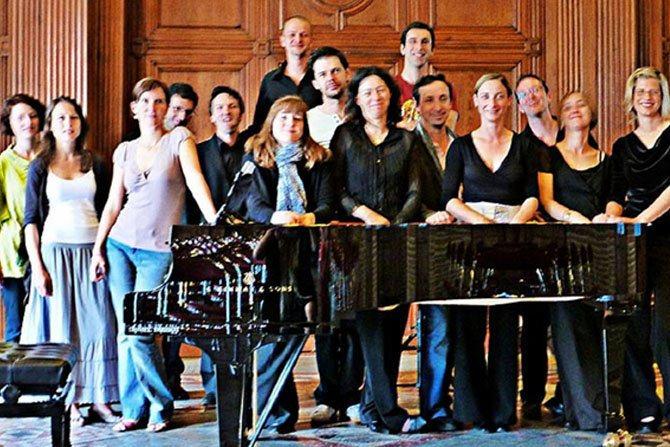 CORDES AVIDES - Critique sortie Classique / Opéra Noisy-le-Grand ESPACE MICHEL SIMON
