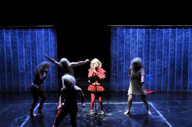 Sortir du corps - Critique sortie Danse Paris La Maison des Métallos