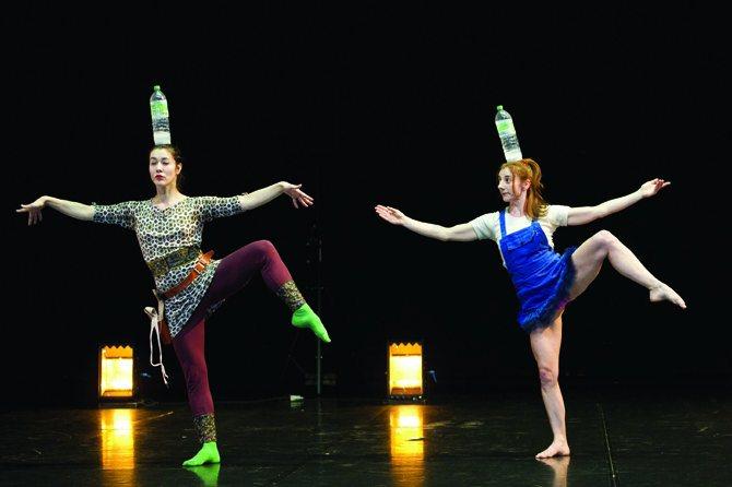 Cuisses de Grenouille - Critique sortie Danse Cergy-Centre L'APOSTROPHE - THEATRE DES ARTS