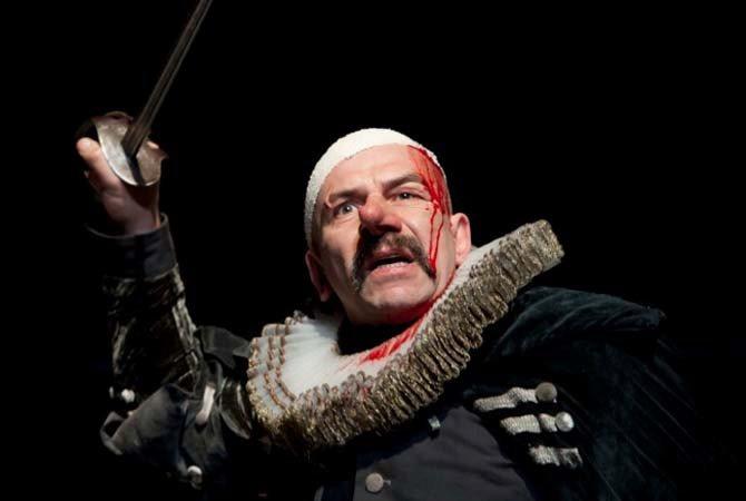 Cyrano de Bergerac - Critique sortie Théâtre Saint-Quentin-en-Yvelines __Théâtre de Saint-Quentin en Yvelines