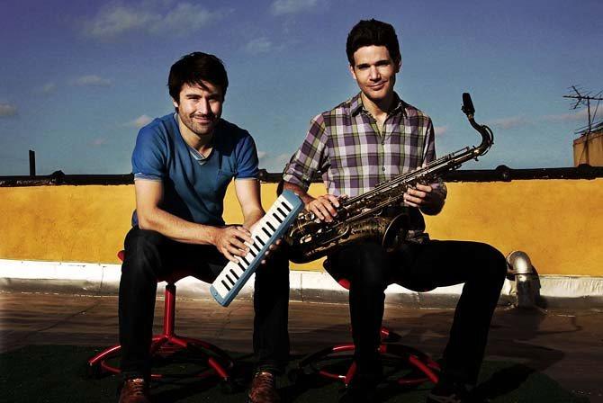 DAN TEPFER & BEN WENDEL - Critique sortie Jazz / Musiques Paris Sunset