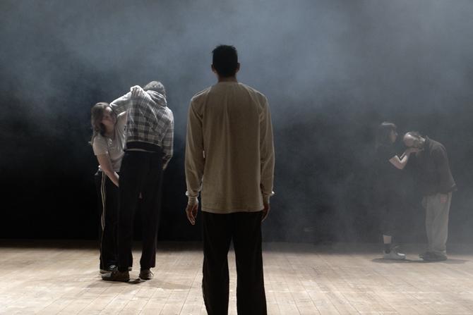 De quoi tenir jusqu'à l'ombre - Critique sortie Danse Paris Grande Halle de la Villette