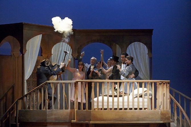 Figaro ! - Critique sortie Théâtre _Châtenay-Malabry Théâtre Firmin Gémier – La Piscine