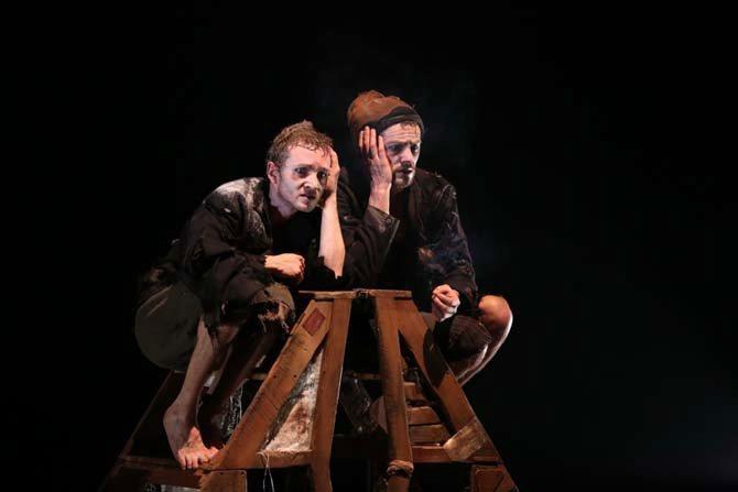 Frères de sang - Critique sortie Théâtre Vélizy-Villacoublay L'Onde
