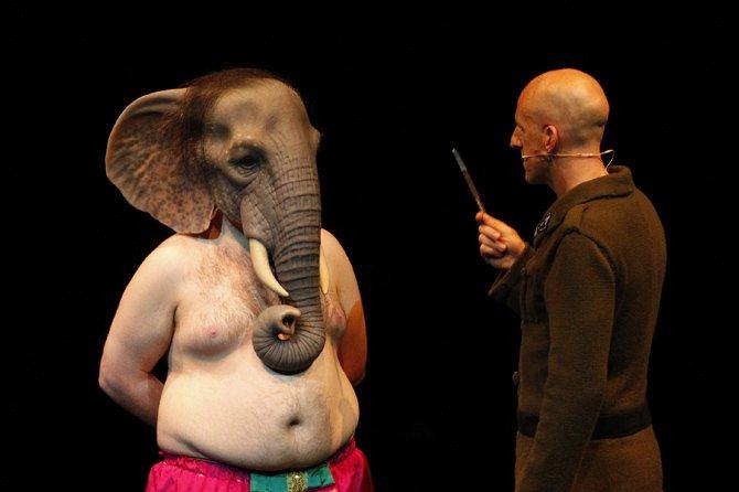 Ganesh Vs Third Reich - Critique sortie Théâtre Paris Grande Halle de la Villette