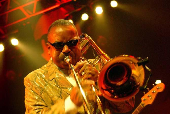 JOSEPH BOWIE - Critique sortie Jazz / Musiques Paris new morning