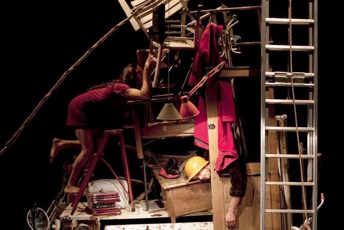 L'Immédiat - Critique sortie Théâtre Montreuil Nouveau Théâtre de Montreuil