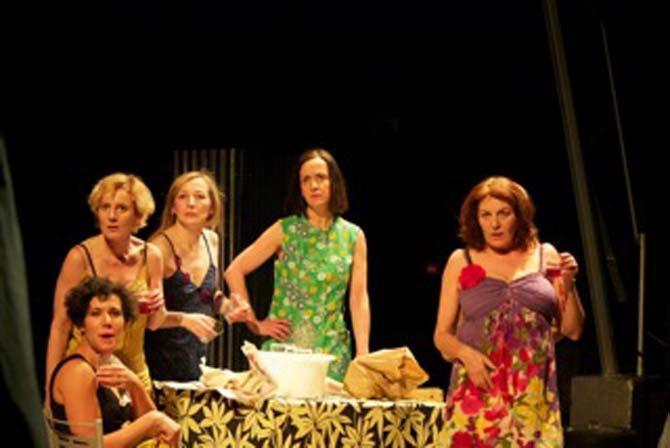 L'Assemblée des femmes - Critique sortie Théâtre Paris Théâtre de la Tempête