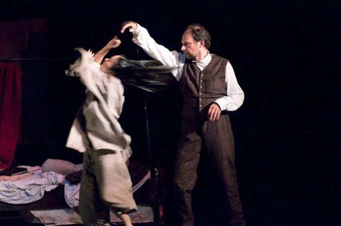 Le Cas Jekyll, deuxième version - Critique sortie Théâtre Suresnes THEATRE JEAN VILAR-SURESNES