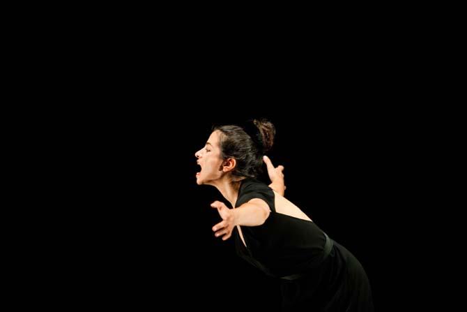Propos recueillis Danya Hammoud - Critique sortie Danse Caen Centre Chorégraphique National de Caen / Basse-Normandie
