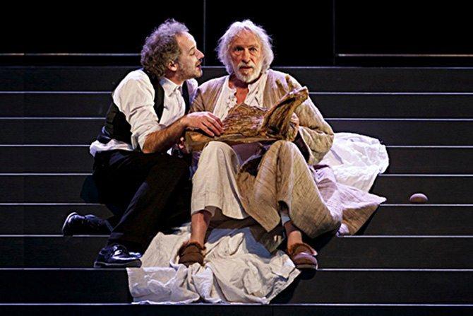 La Maison d'Os - Critique sortie Théâtre Paris Théâtre du Rond-Point