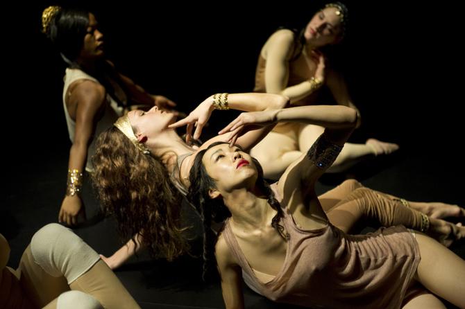 Masculines - Critique sortie Danse Caen THEATRE DE CAEN