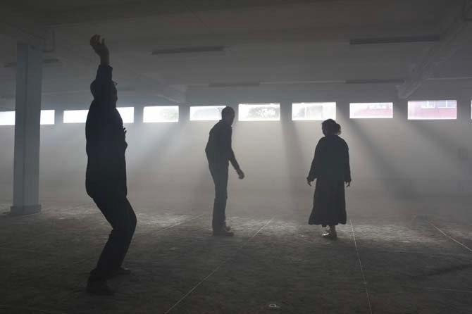 Noces / Quatuor - Critique sortie Danse Pantin Centre national de la danse