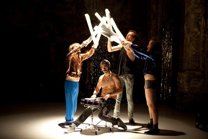 Les Printemps de Sévelin - Critique sortie Danse Lausanne Théâtre Sévelin