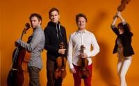 Crédit photo : Stefan Bremer Légende photo : Le Quatuor Meta4 participe au « domaine privé » consacré à la Finlandaise Kaija Saariaho par la Cité de la musique.
