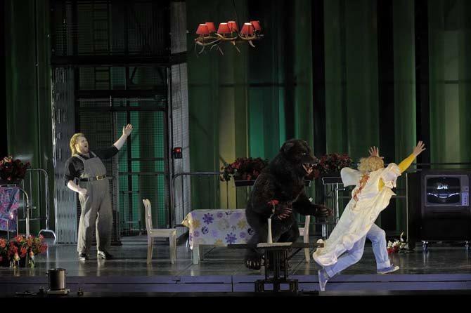 SIEGFRIED - Critique sortie Classique / Opéra Paris Opéra Bastille
