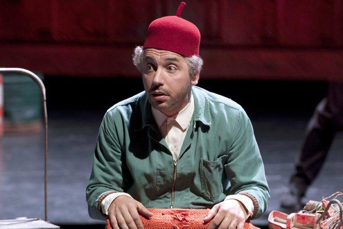 Ali Baba - Critique sortie Théâtre Toulon Théâtre Liberté