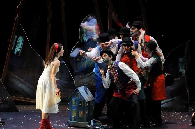 BLANCHE-NEIGE - Critique sortie Classique / Opéra Paris Athénée-Théâtre Louis-Jouvet