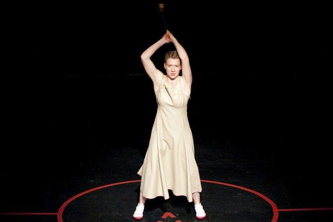 Corps de femme - Critique sortie Théâtre Saint-Quentin-en-Yvelines __Théâtre de Saint-Quentin en Yvelines