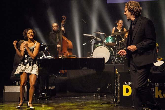 DUKE ORCHESTRA - Critique sortie Jazz / Musiques Paris L'Européen