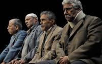 Crédit Photo : Philippe Delacroix Légende : Invisibles de Nasser Djemaï : à la rencontre de Chibanis.