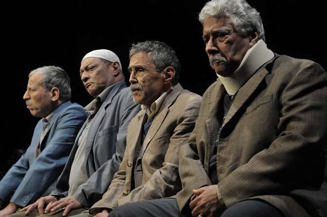 Invisibles - Critique sortie Théâtre Aubervilliers Théâtre de la Commune