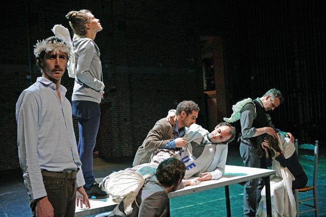 J'ai couru comme dans un rêve - Critique sortie Théâtre La Plaine Saint-Denis Théâtre Gérard Philipe