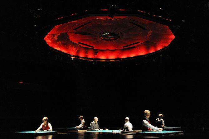 Jeux de cartes 1 : Pique - Critique sortie Théâtre Paris ATELIERS BERTHIER