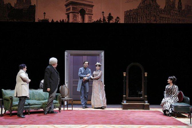 Le Prix Martin - Critique sortie Théâtre Paris THEATRE DE L'ODEON