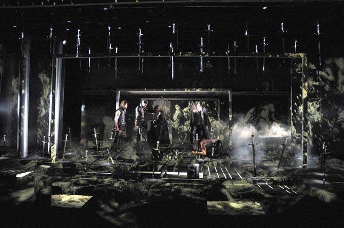 Médée - Critique sortie Théâtre Paris Théâtre de la Tempête