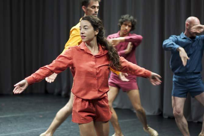 Open studios - Critique sortie Danse Paris Atelier de Paris-Carolyn Carlson