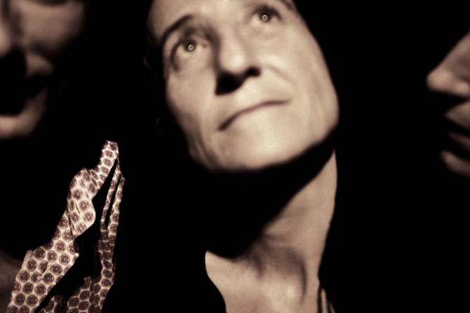 ORLANDO - Critique sortie Jazz / Musiques Paris Studio de l'Ermitage