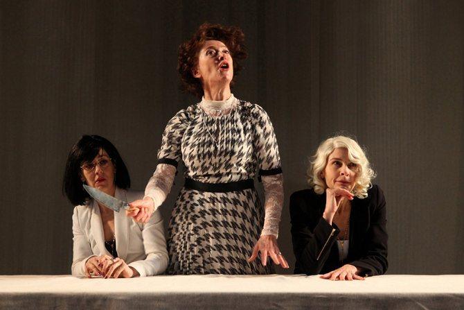 Ore et Ouz - Critique sortie Théâtre Ivry-sur-Seine STUDIO CASANOVA IVRY