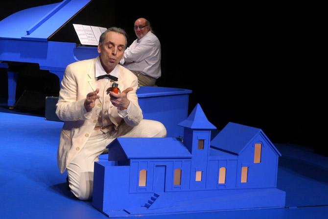 Ravel - Critique sortie Théâtre Paris Théâtre Artistic Athévains