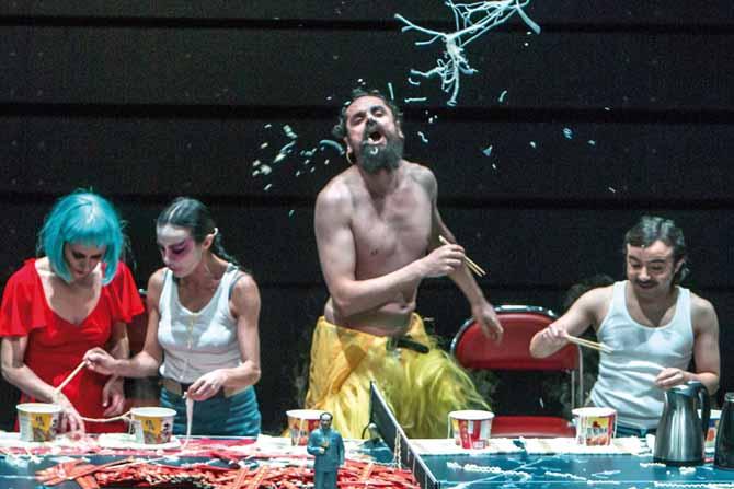 Festival Ambivalence(s) - Critique sortie Théâtre Valence La Comédie de Valence