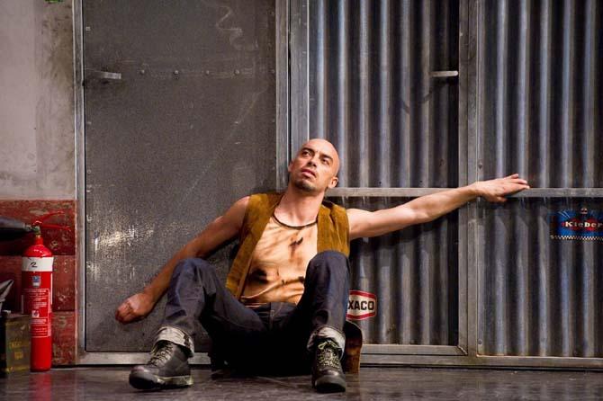 Apache - Critique sortie Danse Choisy-le-Roi Théâtre Paul Eluard