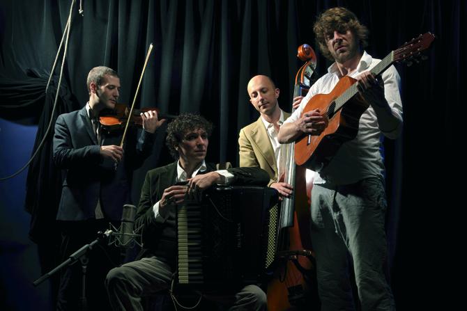 BELTUNER - Critique sortie Jazz / Musiques La Courneuve Centre Culturel Jean Houdremont