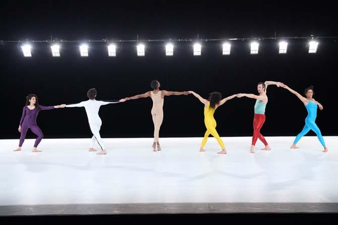 Danse en mai - Critique sortie Danse Brive-la-Gaillarde Les Treize Arches