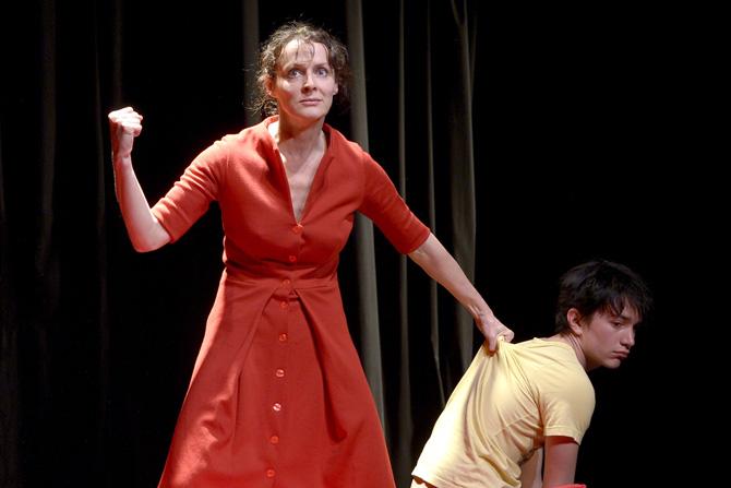 Je suis drôle - Critique sortie Théâtre Paris THEATRE DU LUCERNAIRE
