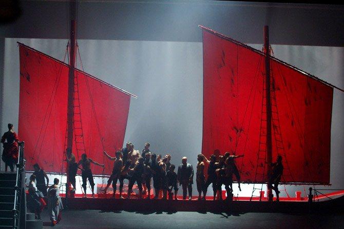 LA GIOCONDA - Critique sortie Classique / Opéra Paris Opéra Bastille