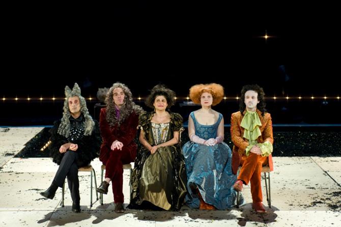 Le Misanthrope - Critique sortie Théâtre Paris THEATRE DE L'ODEON