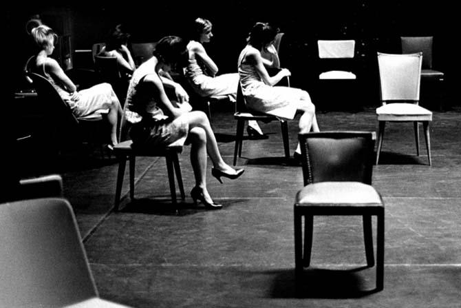 Les phases d'Anne Teresa de Keersmaeker - Critique sortie Danse Paris Théâtre de la Ville