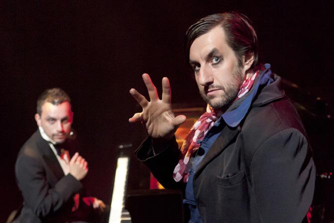 LE CIRQUE DES MIRAGES : VAGABOND DES MERS - Critique sortie Jazz / Musiques Paris Théâtre Michel