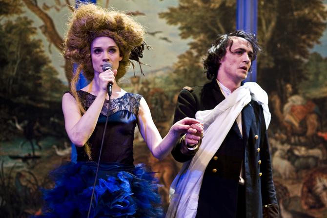 Festival Premières - Critique sortie Théâtre Karlsruhe Badisches Staatstheater