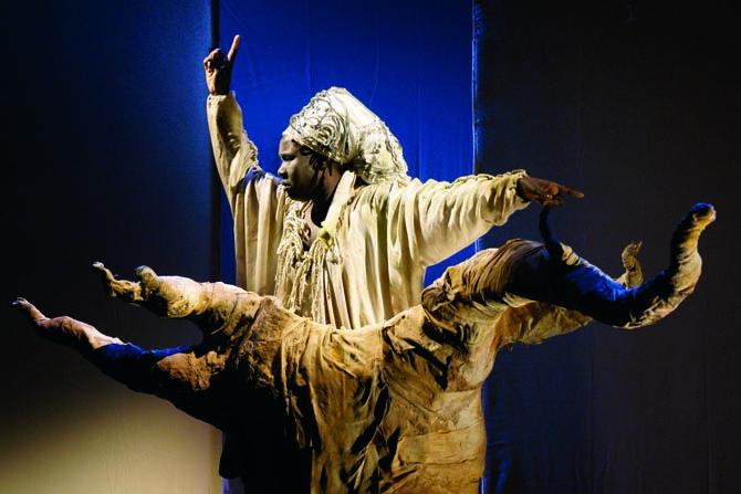 Festival des cultures africaines - Critique sortie Théâtre Cergy-Pontoise Théâtre 95