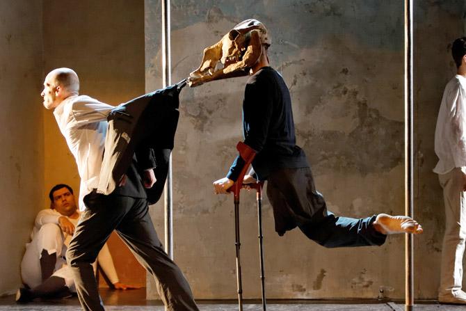 Festival Vi(ll)es - Critique sortie Théâtre Saint-Denis La Plaine. Théâtre Gérard Philipe