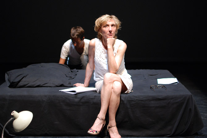 Le Journal intime de Benjamin Lorca - Critique sortie Théâtre Paris Le Monfort