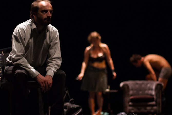 Impatience, festival du théâtre émergent - Critique sortie Théâtre Paris Le Centquatre