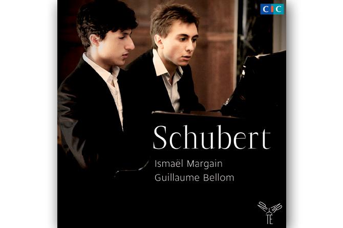 Schubert à quatre mains - Critique sortie Classique / Opéra Pantin Label Aparté